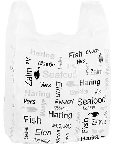 Vis hemddraagtas 27/6x48 cm Enjoy Fish