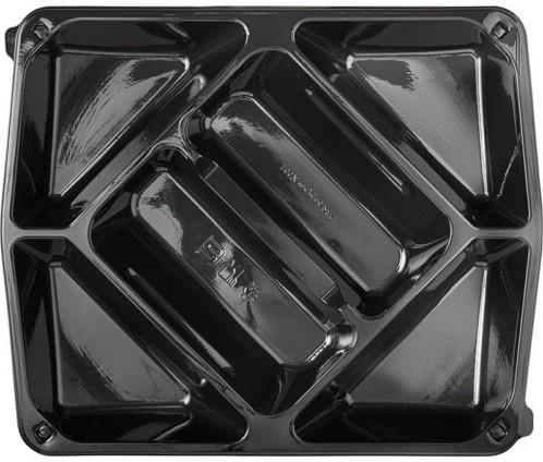 Tapas Tray rpet 6c/zwart  320ml