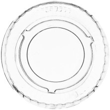 Deksel PLA voor beker 15ml/45mm rond