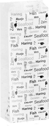 Vis inpakzak 0,5 pond Enjoy Fish