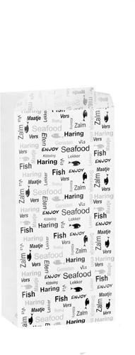 Vis inpakzak 1 pond Enjoy Fish