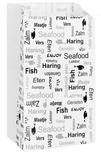 Vis inpakzak 2 pond Enjoy Fish