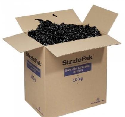 Sizzlepak zwart 10 kg