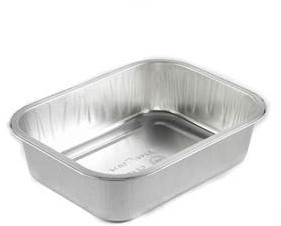 Aluminium bak Ready2Cook 178x136x45mm 750 ml