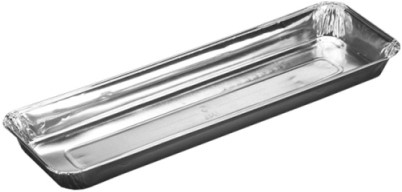 Aluminium schaal 326x106x25 mm