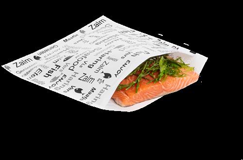 Vis sealbag 25x29cm Enjoy Fish