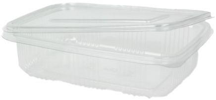 Bak + deksel transparant 550cc V05
