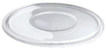 Cateringbowl deksel plat helder tbv 750/1000 51032N