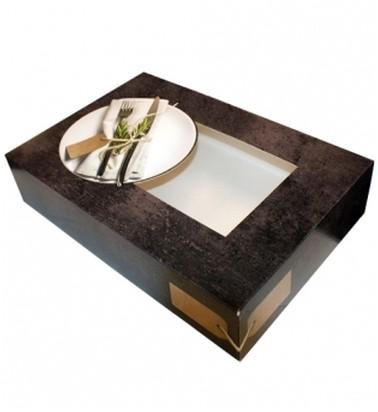 Cateringdoos Greystone 55x37,5x8cm