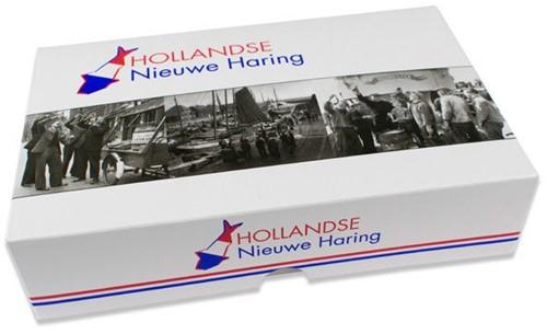 Cateringdoos Hollandse Nieuwe Haring 19,5x12,5x4,5 cm