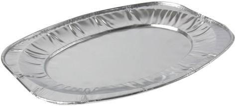 Cateringschaal aluminium 45cm