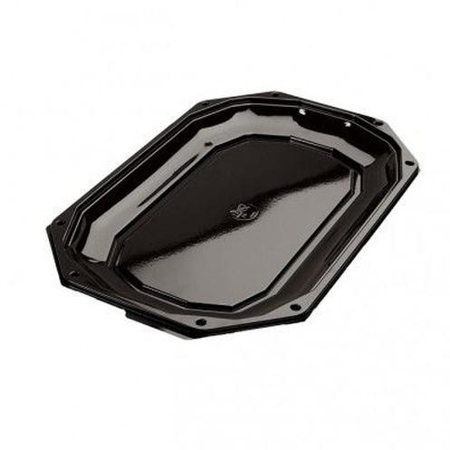 Cateringschaal cs 430/280 zwart (N)