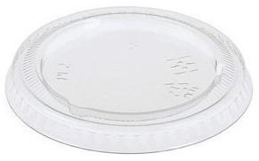 Deksel PLA voor sausbak 30 & 60 ml