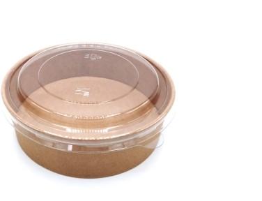 Deksel saladebowl 500-1000 ml