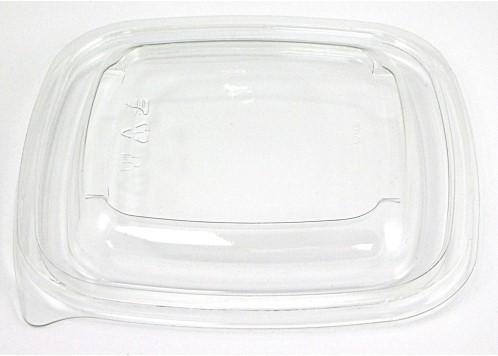 Deksel 12,5x12,5cm helder 52500 - 52501