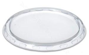 Deksel pet 100/d rond 70,3mm helder