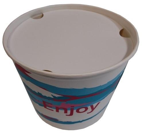 Deksel voor bucket 2350cc