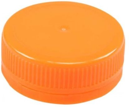 PET fles doppen oranje doos