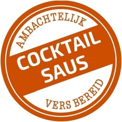 Etiketten Cocktail rond 35 mm