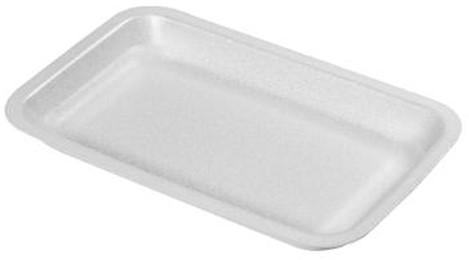 Foodtray wit 73 135x225x18mm (AL)