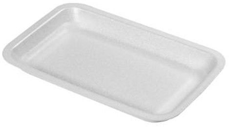 Foodtray wit 73-25 218x135x25mm