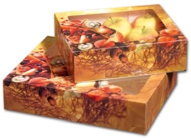 Fruitgeschenkdoos 33x26x7,5cm dessin 27