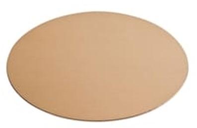 Goud/zilverkarton diameter 16cm rond 40