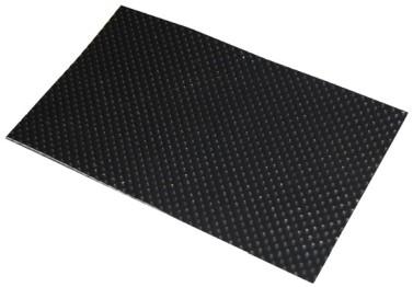 Inlegvel dri-loc 75x120mm zwart