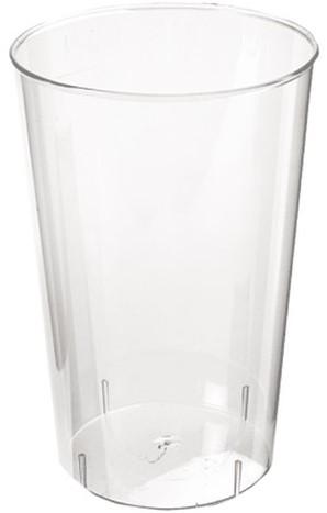 Limo/ bierglas zonder kraag 225cc / PS spuitgiet 151010