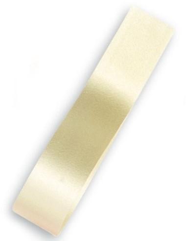 Lint Polyband 5mm 500 meter beige / avorio 44/32