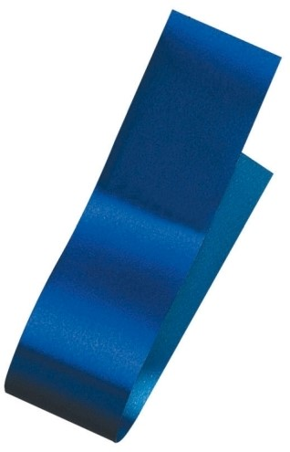 Lint Polyband 5mm 500 meter - blauw / blue reale 01/14