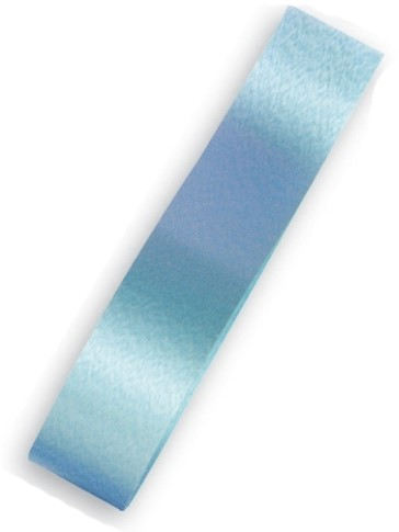 Lint Polyband 5mm 500 meter - licht blauw / pervinca 25