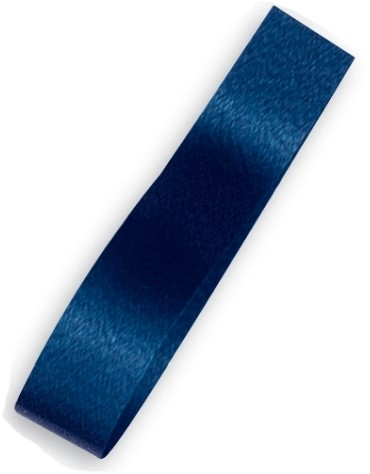 Lint Polyband 5mm 500 meter - navy / blue note 45/53