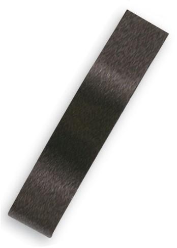 Lint Polyband 5mm 500 meter - zwart / nero 23