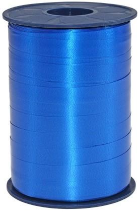 Lint Polyband metallic 10mm 250 meter - blauw 14