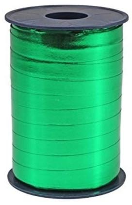 Lint Polyband metallic 10mm 250 meter - groen 13