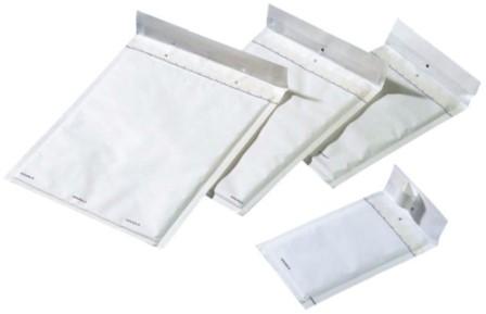Luchtkussen envelop 12x22 cm (B) Wit