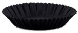Meatsaver tartaarbakje 65/100mm zwart