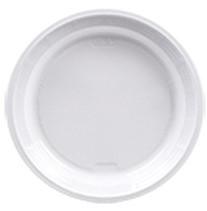Dessertbord ps wit 17cm rond 005073