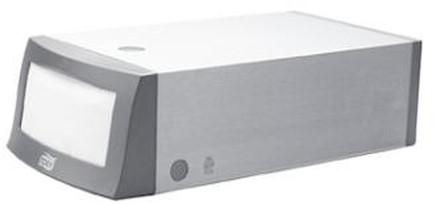 Servetten 31x32cm wit dispenser nova vouw
