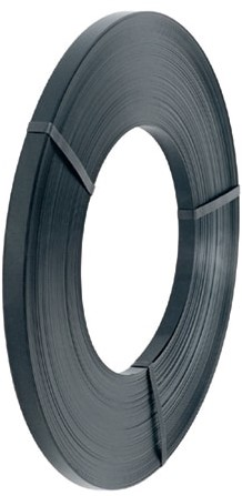 Staalband (EW) 16mm / 0.5 zwart gelakt