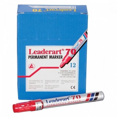 Stift dun rood luxor/leaderart