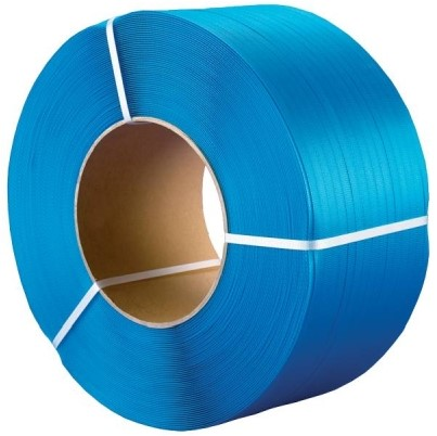 Strappingband pp 12mm/3000m 55my / kern 200 blauw