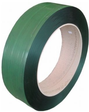 Strappingband Pet 15,5mm/90my 1300meter K406 groen