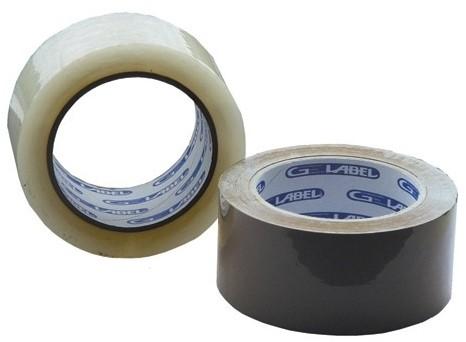 Tape pp G-Label 48/66 transparant lownoise PROFI