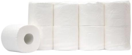 Toiletpapier Paper2Paper profi 2 laags 400 vel @40