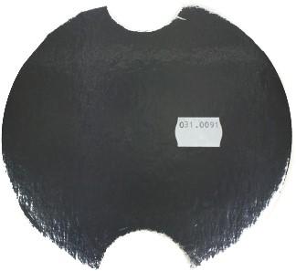 Deksel voor Vis bucket groot 85oz (178)