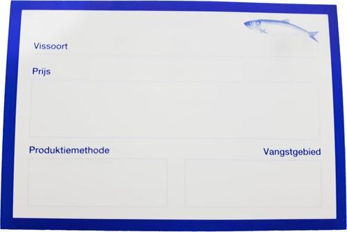Vis productkaart 8x12cm